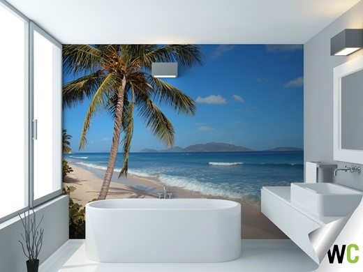 35 best wall murals images on pinterest | wall murals, beach