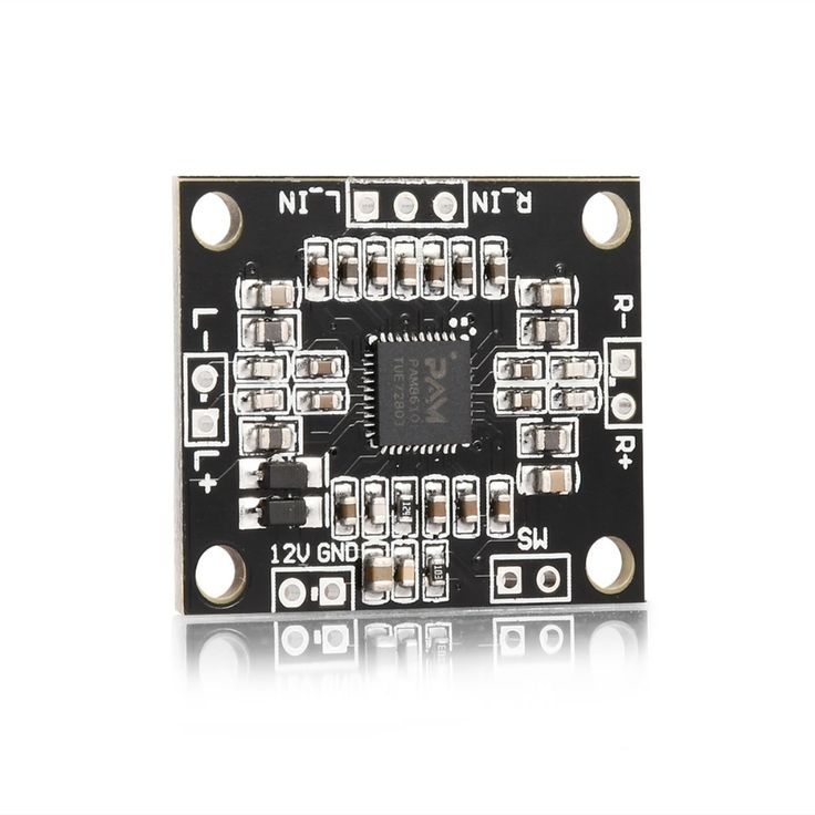 PAM8610 2×15 watt 7-15 v Power Verstärker Bord Adapter Digital Dual Channel Stereo Power Vers… – Spargut.com – Dein Shop für smarte günstige coole Gadgets