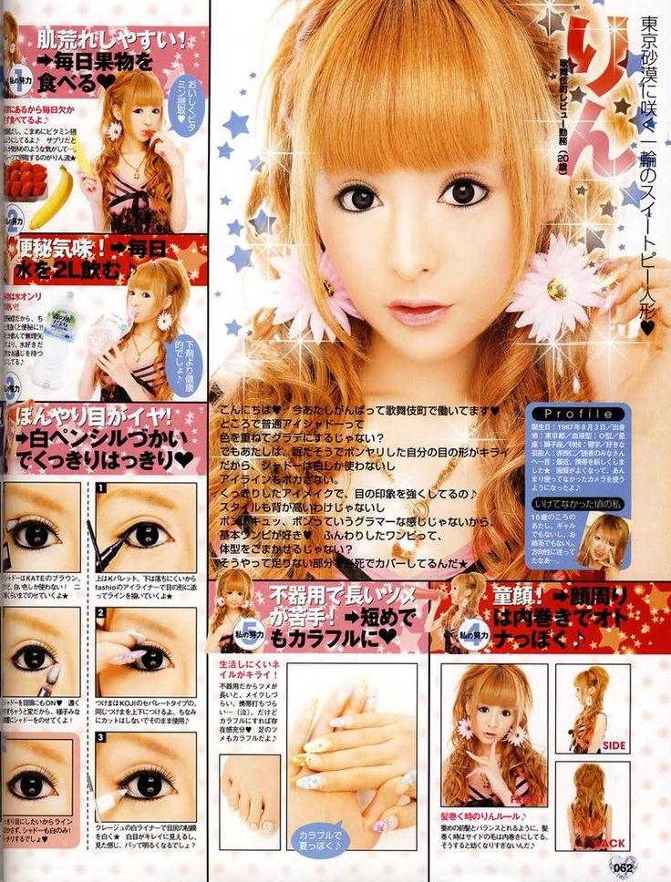 Asian Eyeshadow Makeup