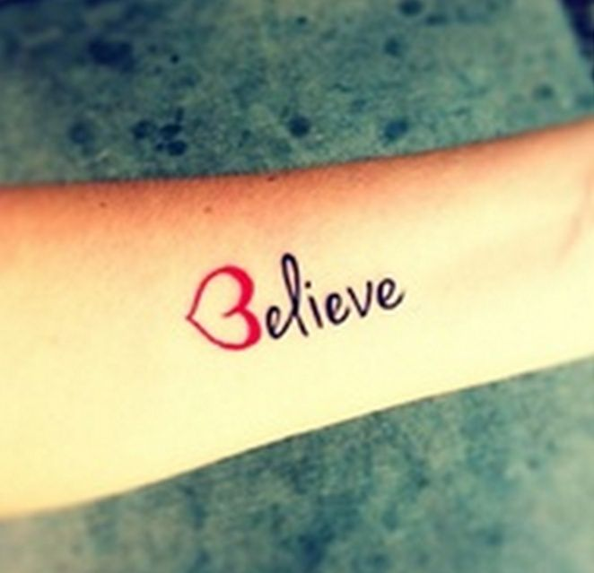 177 Best Believe Tattoo Images On Pinterest: 25+ Best Ideas About Believe Tattoos On Pinterest