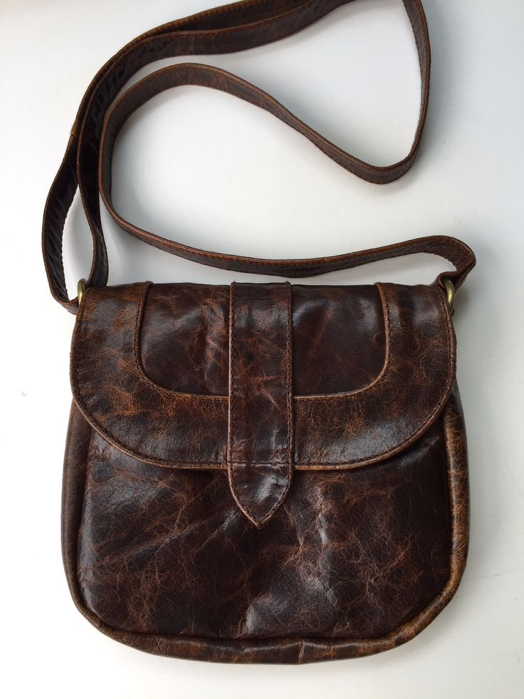 Gypsy & Co. Saddle Bag