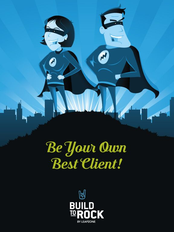 """Be your own ideal client. If you feel like there are nearly not enough hours in a day to put out fires, let alone plan for growing your business. If you feel like weekends and holidays are a myth. If you feel like you have to discount your prices to get business because your clients don't """"GET"""" the value you provide. If you feel like what you do is so much better than your competitors, but you don't know how to clearly communicate your edge, YOU ARE NOT ALONE. Build To Rock will help with…"""