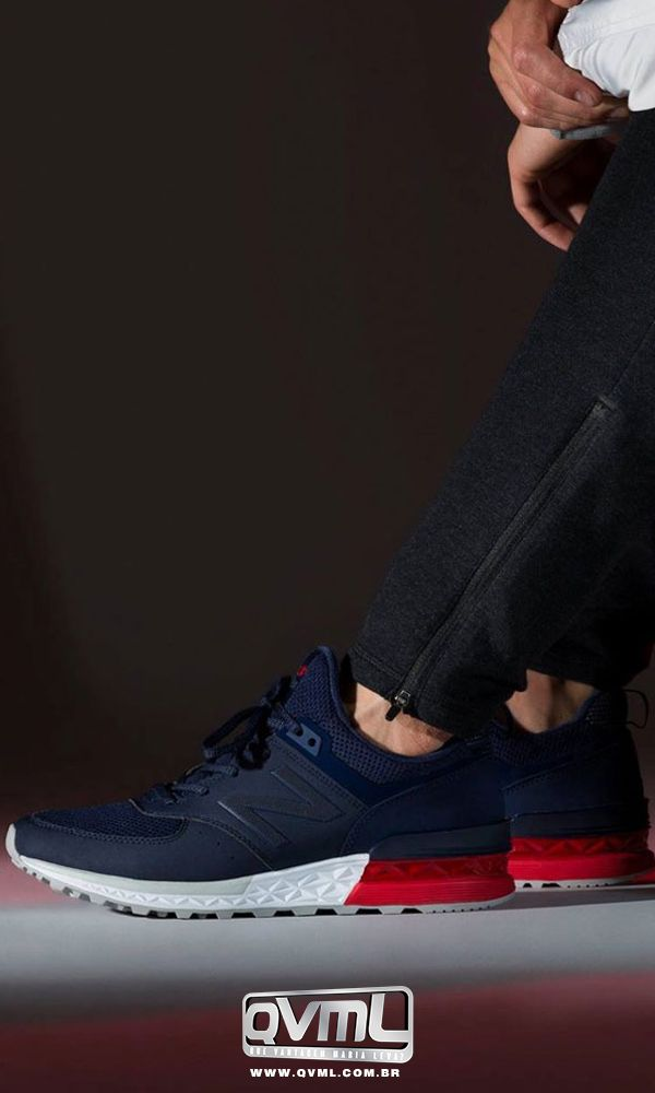 45723789c52e New Balance 574 Sport.. o seu mais novo Sneaker favorito. Acesse  qvml