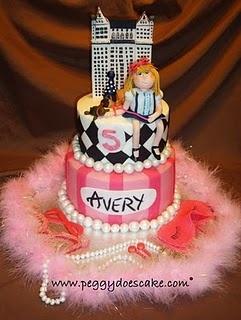 cake: Sweets Cake, Eloi Birthday, Fondant Cake, Plaza Birthday, Cake Ideas, Plaza Cake, Cake Decor, Butter Cream, Birthday Cakes