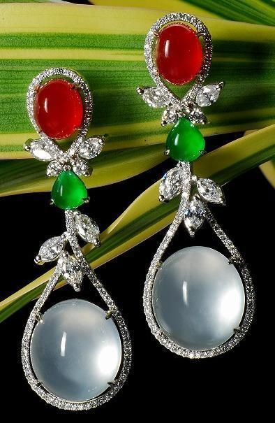 Maggie Wu  Earrings (=)