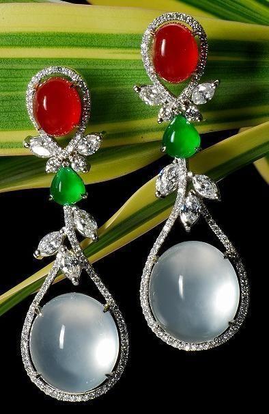 Maggie Wu  Earrings (=)