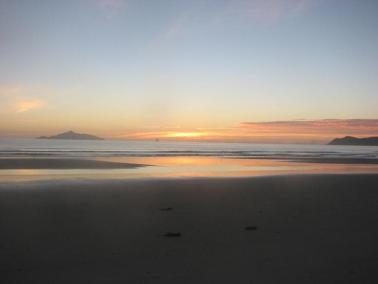 Waipu Beach Sunrise