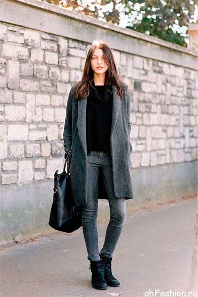 Как одеваются француженки - сконцентрируйтесь на базовых вещах