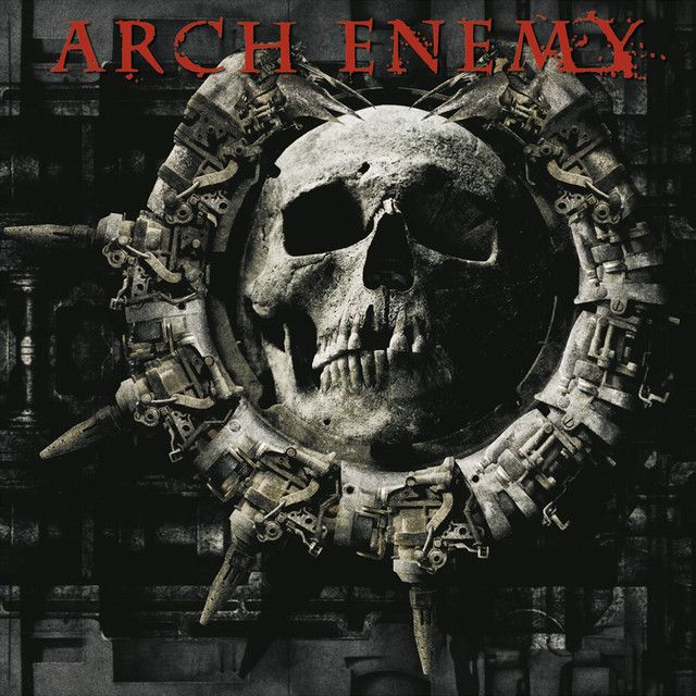 "Arch Enemy ""Enter the Machine""   #metal"