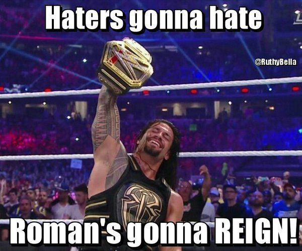(51) News about ROMAN REIGNS on Twitter