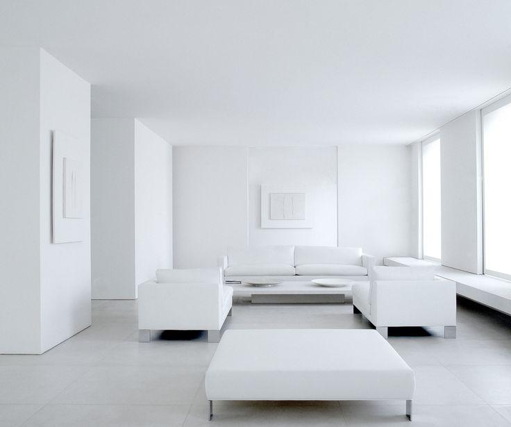 Monochrome Scheme And Minimal Interior Girombelli Apt By