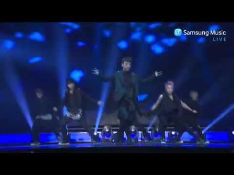 140415 삼성뮤직 EXO MAMA @ EXO Comeback Showcase
