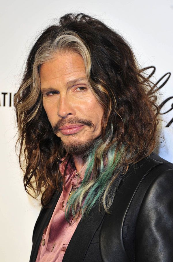 Steven Tyler... The Sly One. #Aerosmith #StevenTylor #Music repinnet by www.powervoice.de
