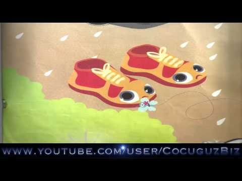 Sesli Çocuk Masalları - Evden Kaçan Şıp Şıp Ayakkabı (Eğitici Hikaye) HD - YouTube