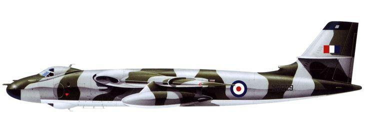 WINGS PALETTE - Vickers Valiant - Great Britain