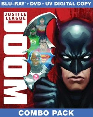 Justice League: Doom DVD/Blu-ray (D)