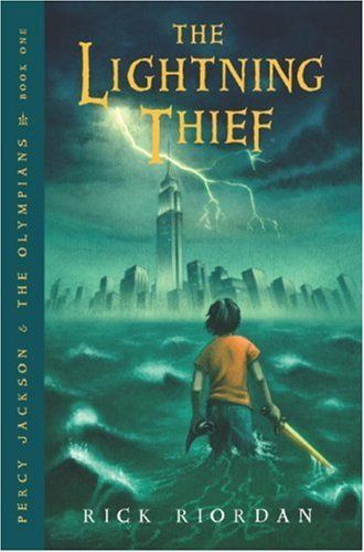 I have read great things about Percy Jackson.