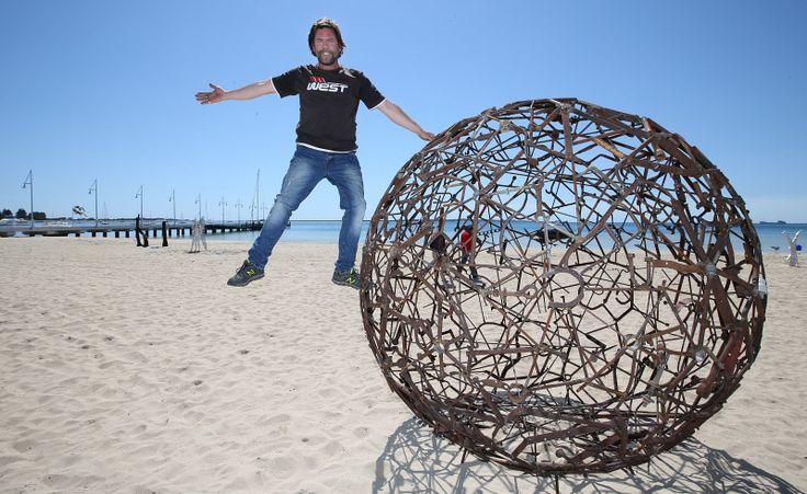Castaway's Sculpture Awards by Justin Webb