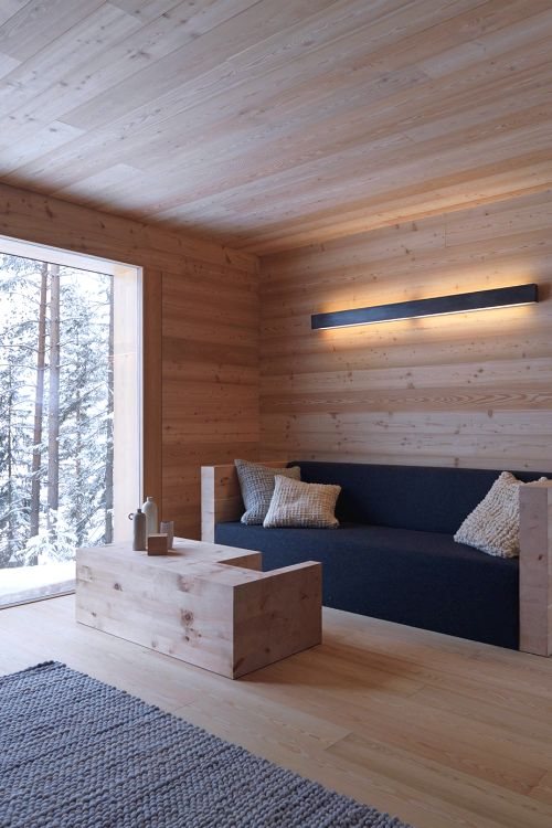 luxuryera: Jagdhaus Tamers by EM2 Architekten