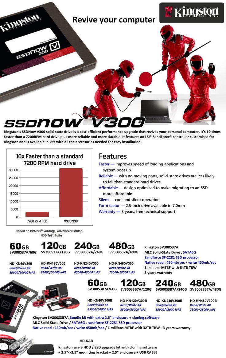 SSD NOW V300