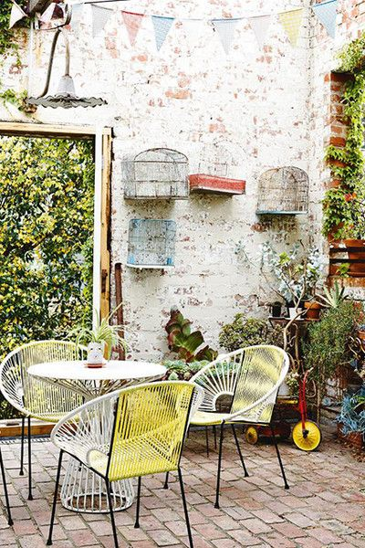 Old & New - 25 Patios We Could Live In - Photos