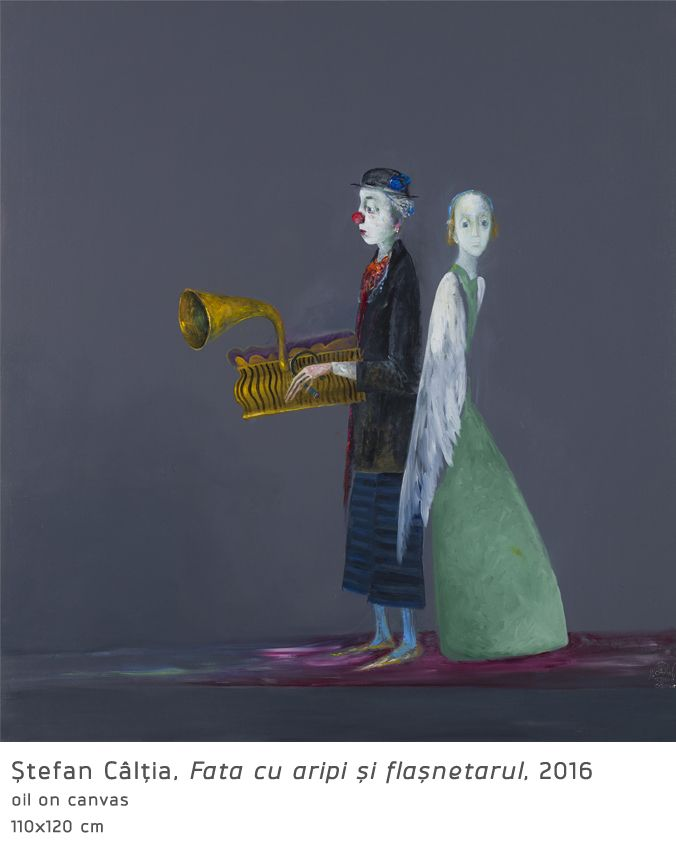 #42 Fata cu Aripi si Flasnetarul