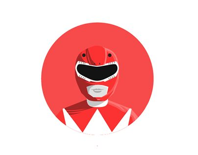 "Check out new work on my @Behance portfolio: ""Round Icons VI: Mighty Morphin Power Rangers"" http://be.net/gallery/54141149/Round-Icons-VI-Mighty-Morphin-Power-Rangers"