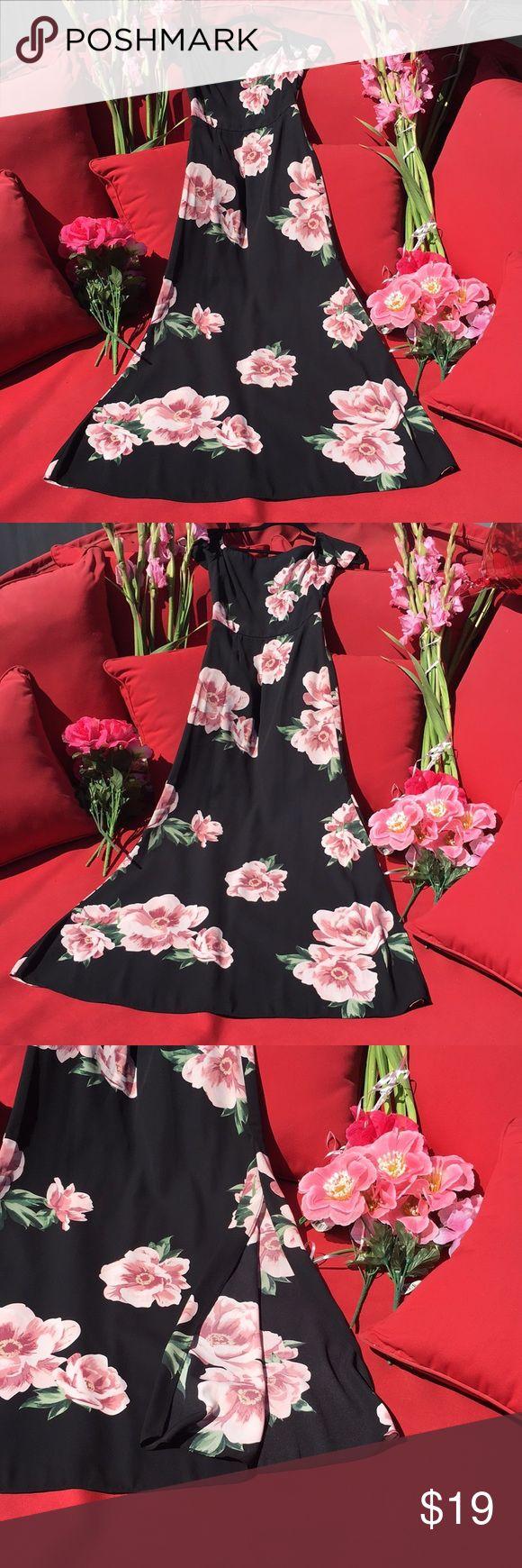 Forever 21 Contemporary Maxi Dress EUC Size XS #FLIRTY #FUNCTIONALBAE #ELEGANCE …