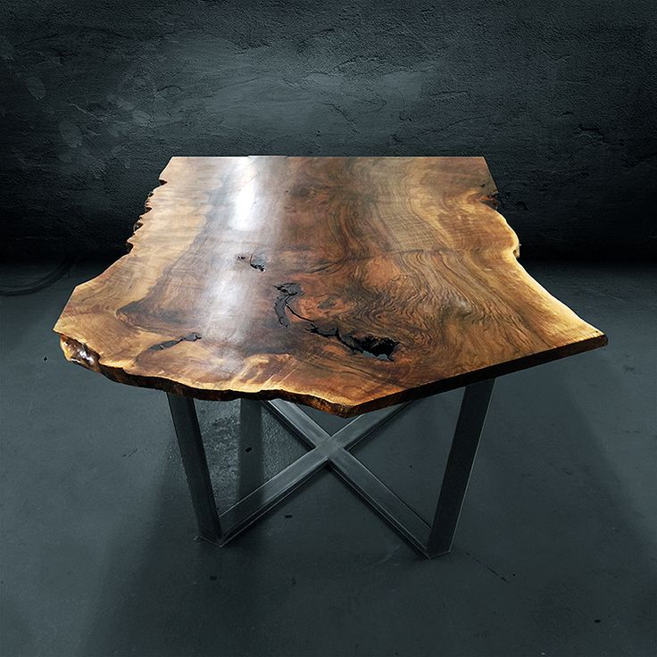 17 Best Images About Slab Wood Coffee Tables On Pinterest: 17 Best Images About Live Edge Furniture On Pinterest