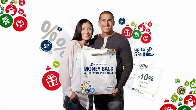 Why Lyoness? Because you don't have to sell anything.: Lyoness World