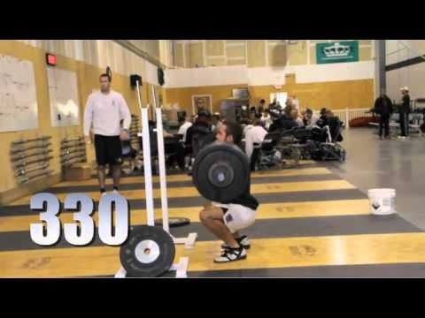 CrossFit - WOD 101109 Demo with Rich Froning Jr.