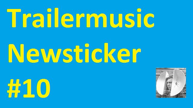 Visit nameofthesong for: Trailermusic Newsticker #10