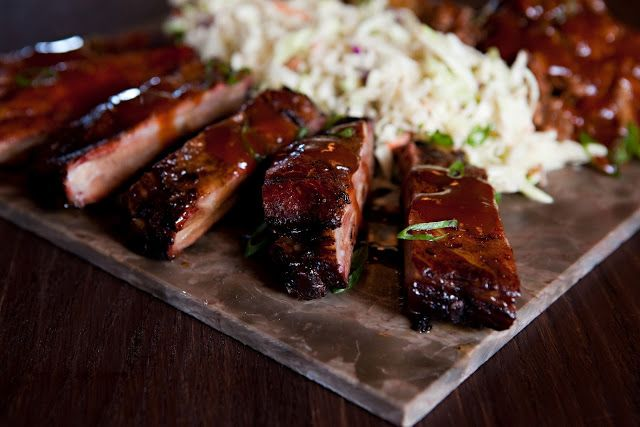 Memphis-Style Pork Ribs For Dad This Day Just Before Thanksgiving ...