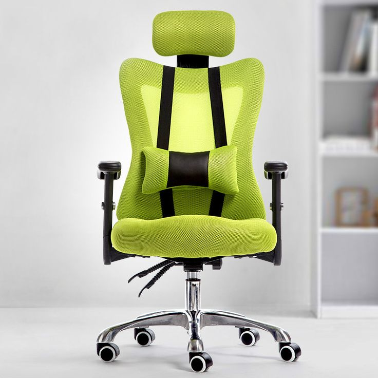 Ergonomic office chair mesh cloth boss chair swivel lift computer chair