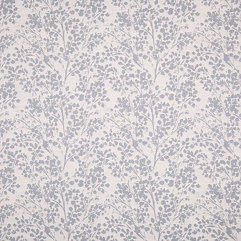 Buy John Lewis Odette Curtain, Blue | John Lewis
