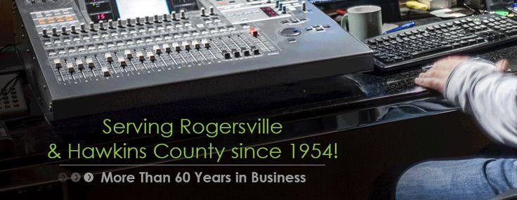 WRGS - Radio Station Rogersville, TN