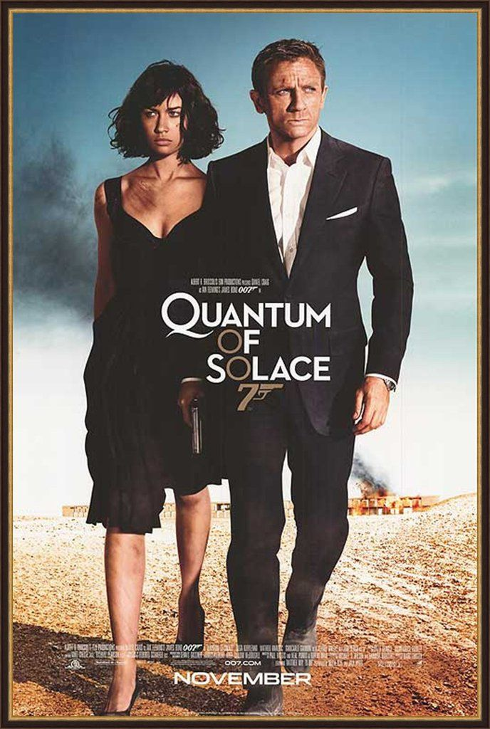 James Bond Quantum Of Solace 2008 In 2020 James Bond Daniel