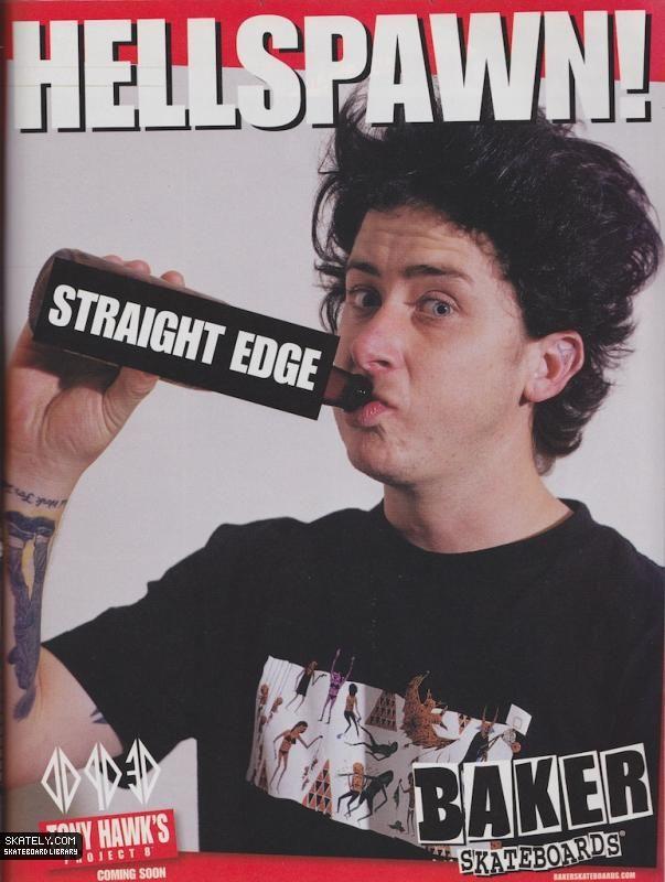Baker Skateboards - Hellspawn!