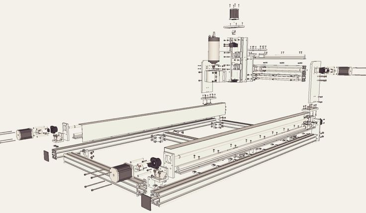 iD2CNC :: CNC Router Plan v.2.1 CNC Plan price = $24.99 Buy it from Ebay Buy it through Paypal *** Sorry for an inconvenient , but if you don't have Ebay account you can pay through Paypal  o…