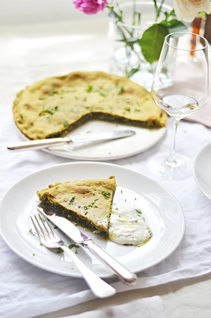 Ebba's cuisine: Soparnik, ili nešto slično