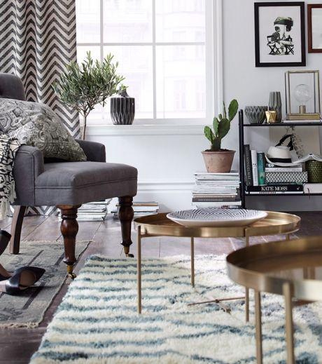 Find runde sofaborde på budget her!| Mad & Bolig