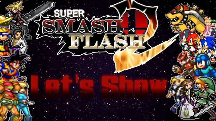 Super Smash Flash 2 unblocked is a game in the series of super smash games, it is a fighting game whereby players need to score more by hitting opponents