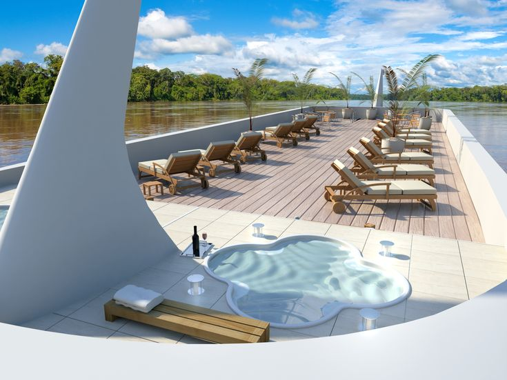 Crucero a bordo del Anakonda, un lujo para recorrer el Amazonas - https://www.absolutcruceros.com/anakonda-lujo-amazonas/
