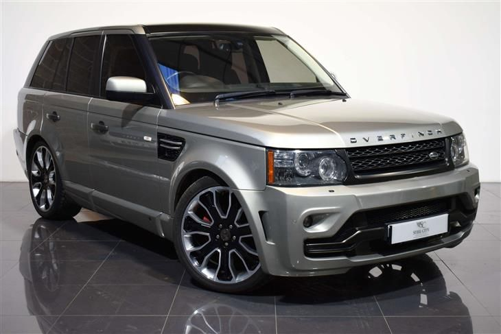 Attractive Used 2009 Land Rover Range Rover Sport TDV6 SE For Sale In Sheffield From  Steel City