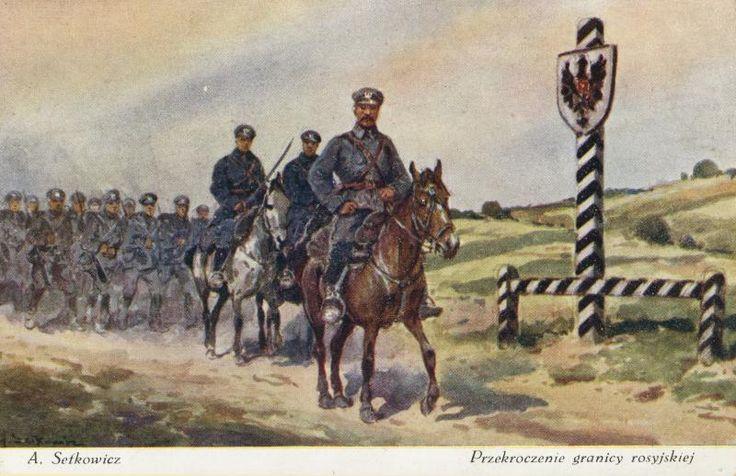 Znalezione obrazy dla zapytania mundury 1 kadrowej i legionow 1914-1918