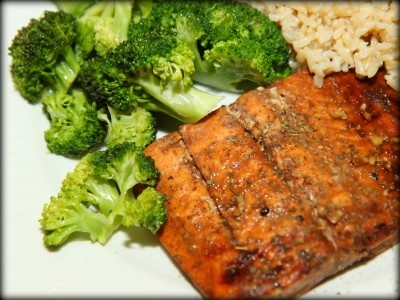 Grilling In: Slammin' Salmon Marinade | The Motherload