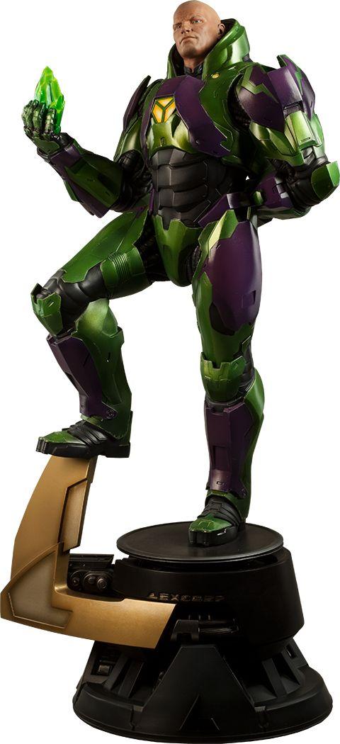 DC Comics Lex Luthor - Power Suit Premium Format(TM) Figure | Sideshow Collectibles