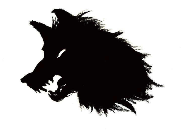 Wolves, Art images and Clip art on Pinterest