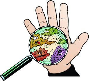 hands germs - Buscar con Google