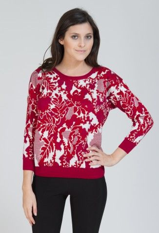 Sweater Silt bordo